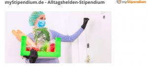 myStipendium – Alltagshelden – Bewerbungsfrist 15.05.2020