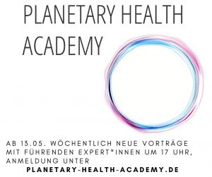 Planetary Health Vorlesungsreihe