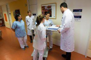 Neue interprofessionelle Ausbildungsstation in der Chirurgie geplant