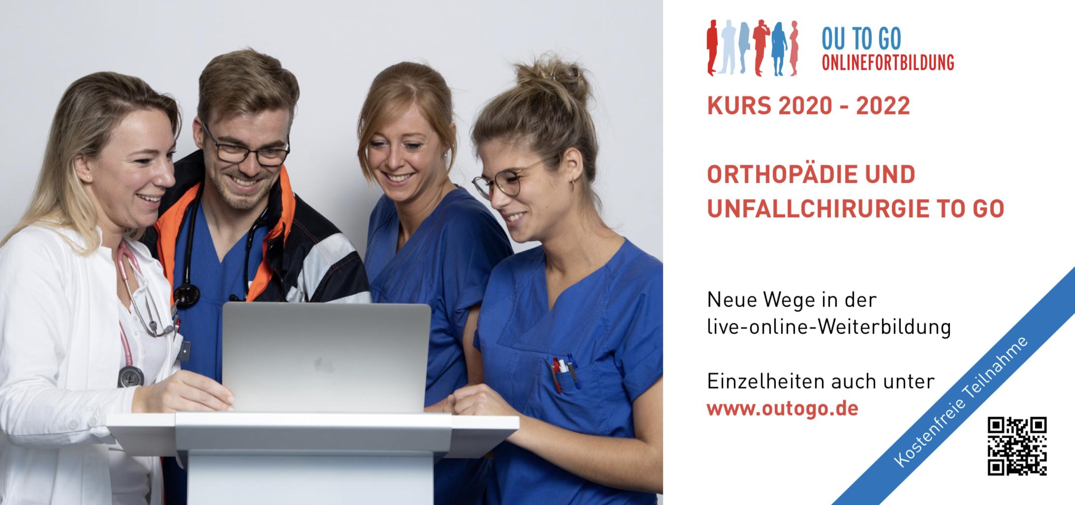 """Live Online Seminar """"Grundlagen der Arthrose"""""""