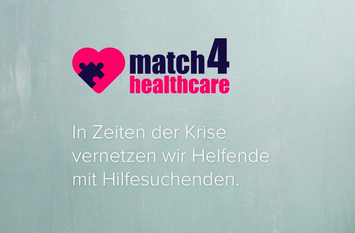 You are currently viewing Match4Healthcare