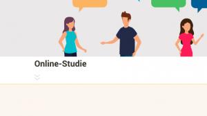 Online-Studie zum Umgang mit gesundheitlichen Problemen