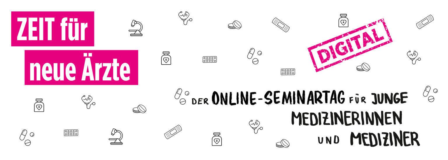 """""""ZEIT für neue Ärzte"""" – Online-Seminartag am 11.12."""