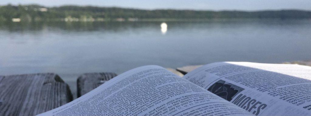 Bibel am Steg 2