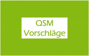 Read more about the article QSM-Vorschläge 21/22 gesucht
