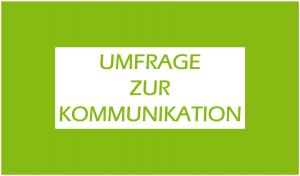 Read more about the article Umfrage zur Kommunikation mit der FiMM