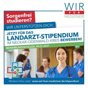 Read more about the article Landarztstipendium Neckar-Odenwald-Kreis