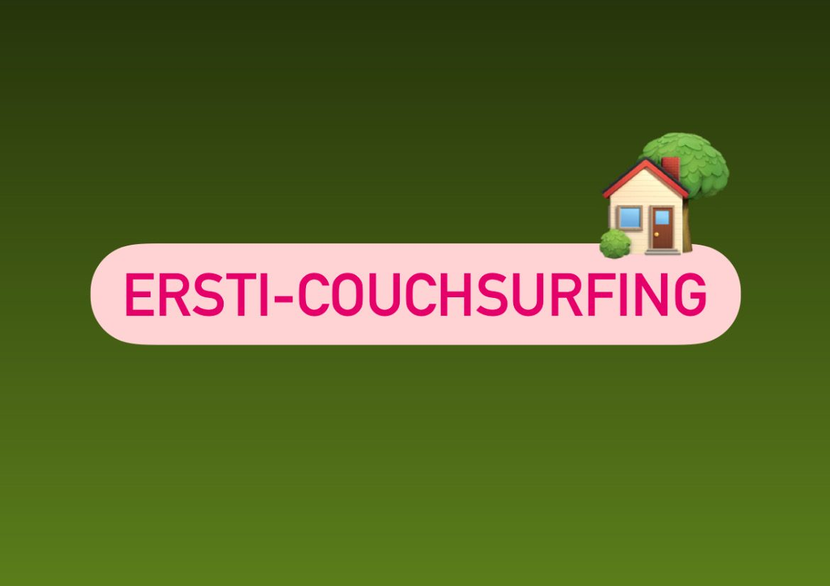 Read more about the article Ersti-Cochsurfing
